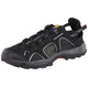 Salomon Techamphibian 3 Water Shoes Men black/autobahn/flea